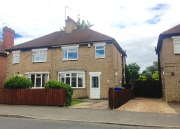 Thumbnail 3 bedroom semi-detached house for sale in Matthew Street, Alvaston, Derby