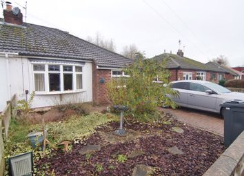 3 bed semi-detached bungalow for sale in Rydal Avenue, Freckleton, Preston PR4