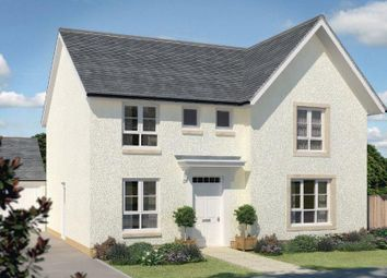 """Thumbnail 4 bed detached house for sale in """"Balmoral"""" at Honeysuckle Drive, Cumbernauld, Glasgow"""