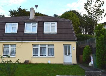 Thumbnail 2 bedroom flat to rent in Rochford Crescent, Plymouth