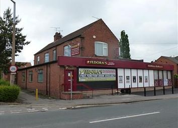 Thumbnail Leisure/hospitality for sale in Fedora's, 1, Ferry Road, Scunthorpe, North Lincolnshire