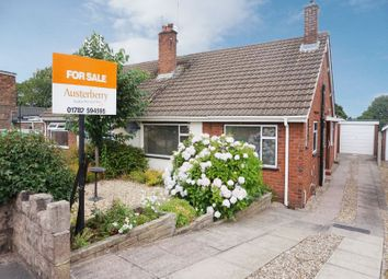 Thumbnail 3 bedroom semi-detached bungalow for sale in Ansmede Grove, Blurton, Stoke-On-Trent