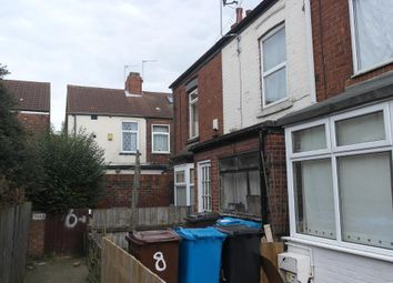 Thumbnail 2 bedroom terraced house for sale in Colenso Villas, Barnsley Street, Hull