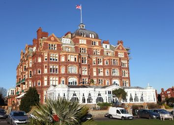 Thumbnail 2 bed flat for sale in The Leas, Folkestone