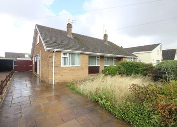 Thumbnail 3 bed semi-detached bungalow for sale in Wordsworth Avenue, Thornton, Thornton-Cleveleys, Lancashire