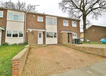 Thumbnail 3 bed terraced house for sale in Bingham Drive, Woking, Surrey