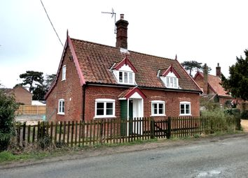 Thumbnail 2 bedroom detached house to rent in Church Road, Bungay