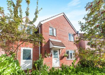 Thumbnail 4 bed link-detached house for sale in Baileys Gate, Cotford St. Luke, Taunton