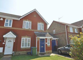 Thumbnail 3 bed semi-detached house to rent in The Wrekin, Farnborough