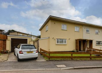 Thumbnail 3 bed semi-detached house for sale in Raphael Close, Newport