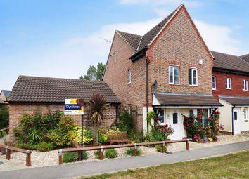 Thumbnail 4 bed end terrace house for sale in Ash Close, Littlehampton