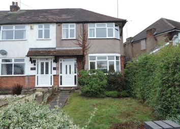 Thumbnail 3 bed semi-detached house to rent in Brownshill Green Road, Coundon, Coventry