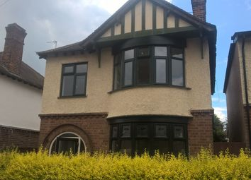 Thumbnail 3 bedroom detached house to rent in Broadgate Avenue, Beeston