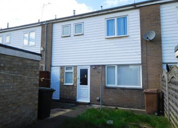 Thumbnail 2 bed terraced house to rent in Brandon Avenue, Shiremoor, Newcastle Upon Tyne