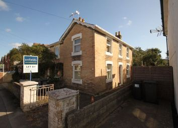 Thumbnail 3 bedroom semi-detached house to rent in Pine Road, Winton, Bournemouth