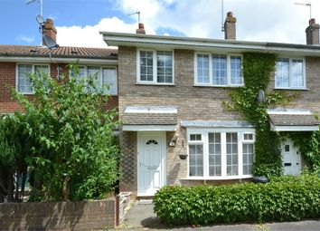 Thumbnail 3 bed terraced house for sale in Marsden Court, Twining Road, Colchester, Essex