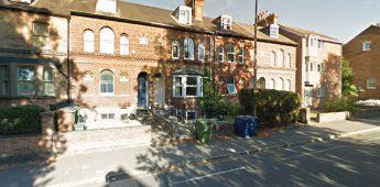Thumbnail 6 bed terraced house to rent in Iffley Road, Oxford