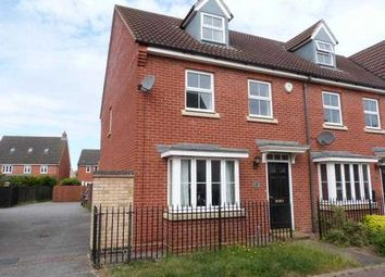 Thumbnail 3 bed town house to rent in Bull Drive, Kesgrave, Ipswich