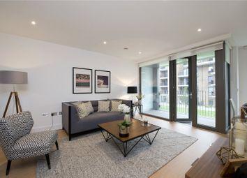 Thumbnail 1 bed flat for sale in Park Terrace, Kilburn Park Road, London