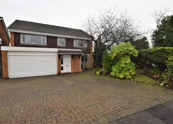 Thumbnail 4 bedroom detached house for sale in High Trees Road, Knowle, Solihull