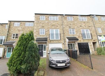Thumbnail 3 bed town house for sale in Rushy Fall Meadow, Keighley