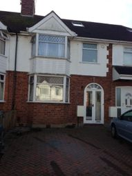 Thumbnail 4 bed terraced house to rent in 103 Taylor Avenue, Leamington Spa