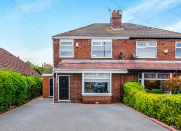Thumbnail 3 bed semi-detached house for sale in Silcoates Lane, Wrenthorpe, Wakefield