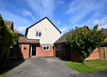 Thumbnail 4 bed detached house for sale in Chepstow Close, Billericay