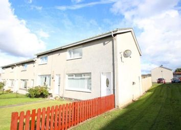 Thumbnail 2 bedroom end terrace house for sale in Chirnside Court, Blantyre, Glasgow, South Lanarkshire