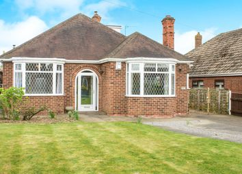 Thumbnail 3 bed detached bungalow for sale in Holmes Lane, Bilton, Hull
