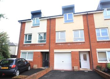Thumbnail 4 bed town house for sale in Williamson Place, Johnstone, Renfrewshire