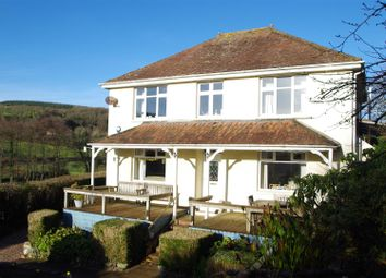 Thumbnail 4 bed detached house for sale in Heddon Mill, Braunton