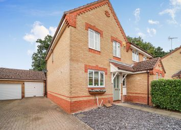 Thumbnail 3 bed semi-detached house for sale in Heartsease Road, Thetford