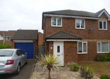 Thumbnail 3 bed semi-detached house for sale in Cumberland Avenue, Bury St. Edmunds