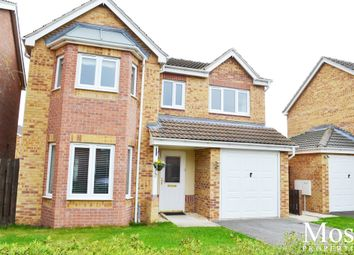 Thumbnail 4 bed detached house to rent in Walstow Crescent, Armthorpe, Doncaster