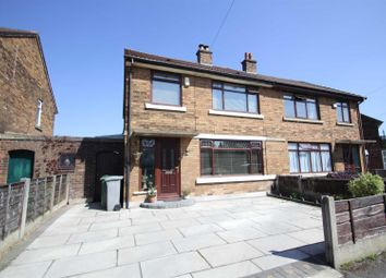 Thumbnail 3 bed semi-detached house to rent in Winchester Road, Urmston, Manchester