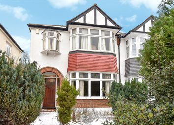 Thumbnail 3 bedroom semi-detached house for sale in Holly Crescent, Beckenham
