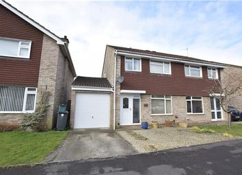 Thumbnail 3 bedroom semi-detached house for sale in Cloverdale Drive, Longwell Green, Bristol