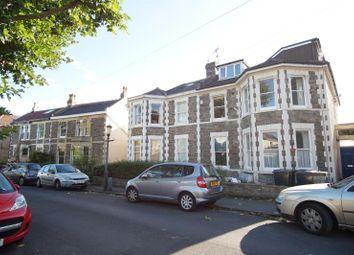 Thumbnail 2 bed flat to rent in Claremont Road, Bishopston, Bristol