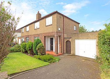 Thumbnail 3 bed semi-detached house for sale in 57 Drum Brae South, Corstorphine, Edinburgh