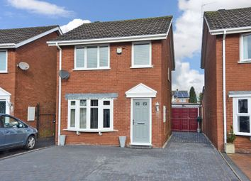 3 bed detached house for sale in Wallace Close, Norton Canes, Cannock WS11