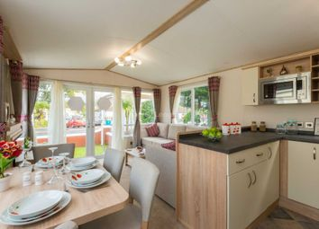 Thumbnail 3 bedroom mobile/park home for sale in Week Lane, Dawlish Warren, Dawlish