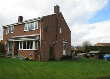 Thumbnail 2 bed semi-detached house to rent in Sycamore Close, Slingsby