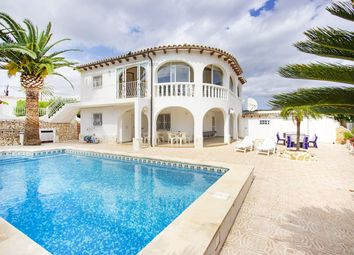 Thumbnail 5 bed villa for sale in Calp, Alicante, Spain