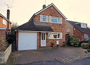 Thumbnail 4 bed detached house for sale in Tarrant Way, Moulton