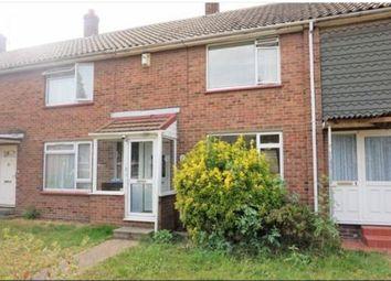 Thumbnail 2 bedroom terraced house for sale in Bushfield Walk, Swanscombe, Kent