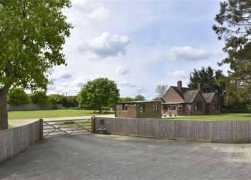 Thumbnail 3 bed detached bungalow for sale in Weston-On-The-Green, Bicester