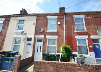 Thumbnail 3 bed terraced house to rent in Somerset Road, Radford, Coventry