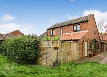 Thumbnail 4 bed semi-detached house for sale in Muriel Kenny Court, Hethersett, Norwich