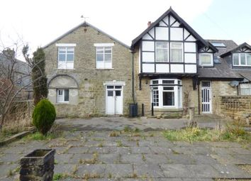 Thumbnail 2 bed semi-detached house for sale in Lightwood Avenue, Buxton